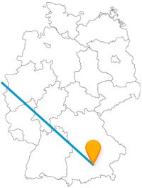 Die Reise mit dem Fernbus von Amsterdam nach München ist auch für Kinder spannend.