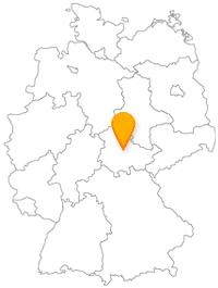 Der Busverkehr für Fernbus in Erfurt
