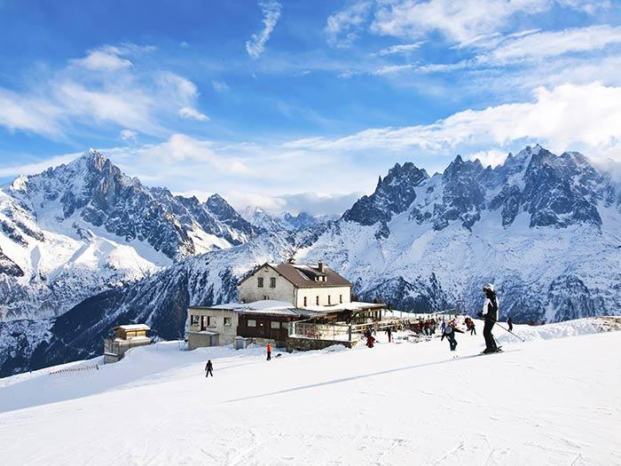 Trajets à Chamonix en bus pour le Nouvel An