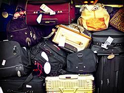 Voller Gepäckraum zieht Diebe an.