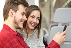 Mit Fernbus-App mobil buchen
