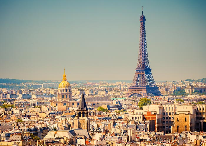 Approfittate del weekend lungo e raggiungete Parigi in bus