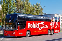 Tak znajdą Państwo tanie bilety autobusowe na Polskibus.com.