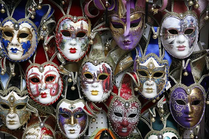Voyager en bus - Carnaval de Venise