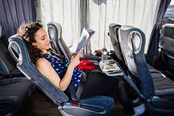 Voyage en autocar : pas cher mais aussi confortable