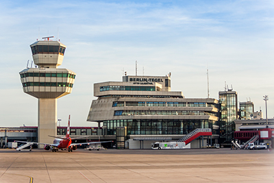 Flughafen Berlin Tegel TXL