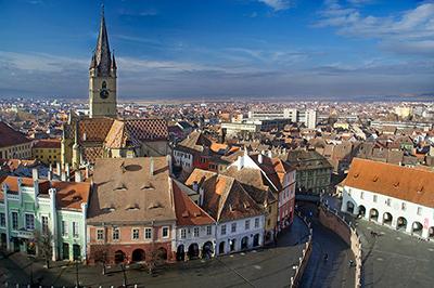 Stadt Sibiu