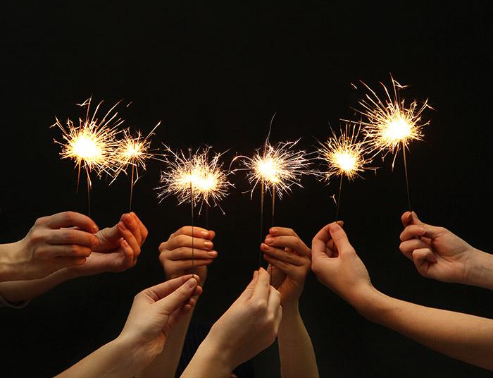Unternehmen Sie an Silvester Ihre Fernbusfahrt ins neue Jahr einfach mit den Liebsten.