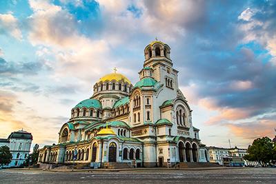 Stadt Sofia