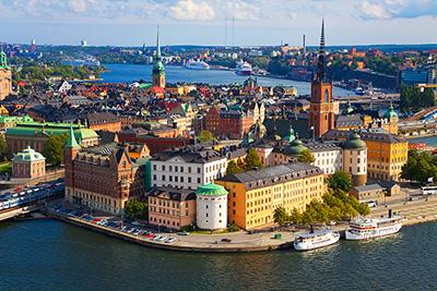 Stadt Stockholm