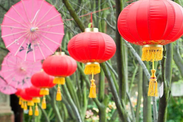Auch in Deutschland und Europa können Sie per Busreise das farbenfrohe chinesische Neujahrsfest erleben.