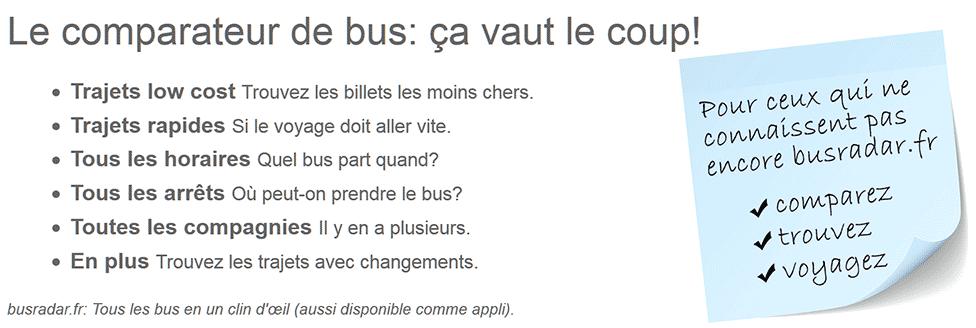 bus paris toulouse, france pas cher | busradar.fr