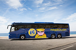 So finden Sie die 1 Euro Tickets von megabus.com.