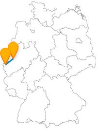 Die Reise mit dem Fernbus von Aachen nach Düsseldorf verbindet Entspannung und Entdeckergeist.