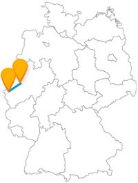 Die Reise mit dem Fernbus von Aachen nach Essen hat große und großartige Sehenswürdigkeiten parat.