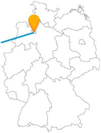 Eine Fahrt mit dem Fernbus von Amsterdam nach Bremen ist nicht nur international eine interessante Reise an der Nordseeküste.