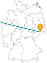 Nehmen Sie auf der Fernbusreise zwischen Amsterdam und Dresden sprachliche Feinheiten mit.