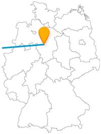 Haben Sie eine entspannte Reise mit dem Fernbus von Amsterdam nach Hannover.