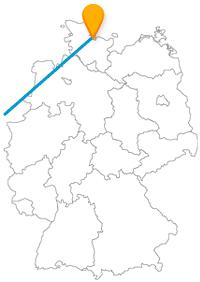 Die Reise mit dem Fernbus von Amsterdam nach Kiel bringt Sie in beide Richtungen zu maritimen Zielen.