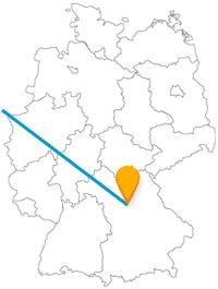 Auf Ihrer Reise mit dem Fernbus zwischen Amsterdam und Nürnberg erwarten Sie ein Museum zur Stadtgeschichte und ein kunstreiches Quartier.
