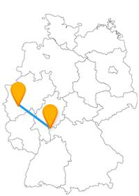 Entdecken Sie mit dem Fernbus Aschaffenburg Köln viel Schokolade oder landen Sie bei bestimmten Kunstdingen.