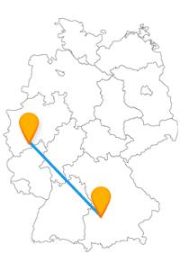 Auf einer Reise mit dem Fernbus Augsburg Bonn können Sie während und nach der Busfahrt sehr gut entspannen.