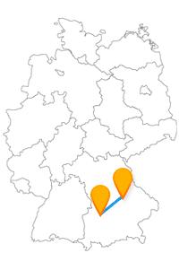 Mit dem Fernbus zwischen Augsburg und Regensburg lernen Sie durch die Sehenswürdigkeiten viel Vergangenes kennen.
