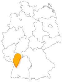 Mit der Busreise zwischen Baden-Baden und Karlsruhe haben Sie Natur und Luxus gleichzeitig.