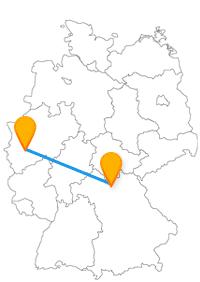 Entdecken Sie mit dem Fernbus Bamberg Köln viele verschiedene Museen und Galerien.