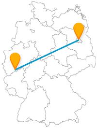 Genießen Sie eine kulturell interessante Reise mit dem Fernbus von Berlin nach Bonn.