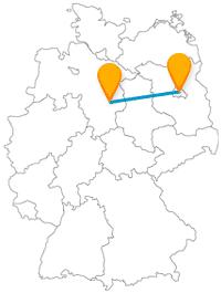 Kulturell bunt und vielfältig wird es nach der Reise im Fernbus Braunschweig Berlin.