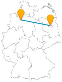 Fahren Sie mit dem Fernbus Berlin Bremen und es erwartet Sie eine bunte Vielfalt an Attraktionen.