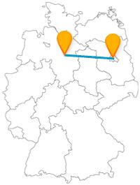 Abwechslung erleben Sie nicht nur in Deutschlands Hauptstadt auf der Fernbusreise zwischen Berlin und Celle.