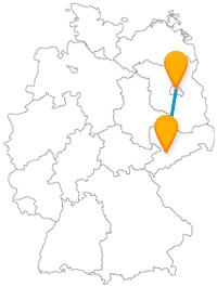 Fernbus Berlin Chemnitz