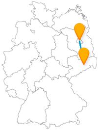 Fernbusverbindung Dresden Berlin