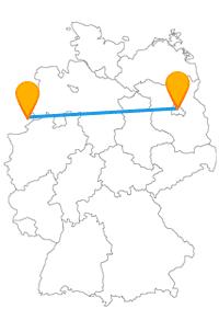 Entdecken Sie mit dem Fernbus Berlin Enschede, dass auch eine kleinere Stadt ebenso interessante Sehenswürdigkeiten haben kann.