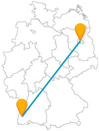 Eine reise mit dem Berlin Freiburg Bus kann historisch und kulturell sehr abwechslungsreich werden.