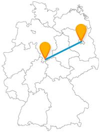 Egal, ob Sie auf eine Burgruine wandern oder durch eine Glaskuppel blicken möchten, auf Ihrer Reise mit dem Fernbus zwischen Berlin und Göttingen können Sie beides erleben.