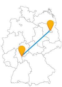 Nach der Fahrt mit dem Fernbus Berlin Hanau wird es an Museen nicht mangeln.