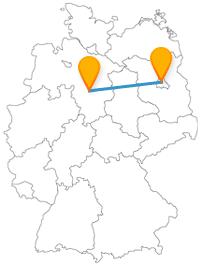 Ob Erholung im Park oder eine kleine Pilgerrunde, mit dem Fernbus zwischen Berlin und Hildesheim können Sie beides gut verbinden.