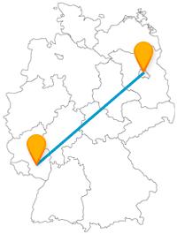 Nutzen Sie die Fernbusreise von Berlin nach Kaiserlautern, um internationale, kulturelle Entdeckungen zu machen.