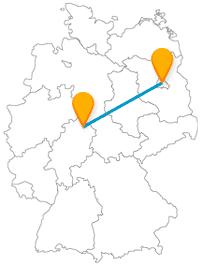 Historische Sehenswürdigkeiten und kulturelle Vielfalt erwarten Sie auf der Reise mit dem Fernbus Berlin Kassel.