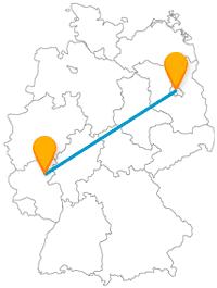 Lassen Sie sich mit der Reise im Berlin Koblenz Bus von einer großen, kulturellen Vielfalt überraschen.