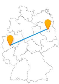 Verknüpfen Sie mit einem Fernbus Berlin Köln Bonn Flughafen eine angenehme Busreise mit einem angenehmen Flug.
