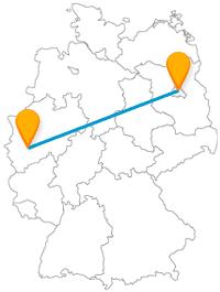 Festivals oder Stadtgeschichte, mit dem Fernbus Berlin Köln haben Sie beides.
