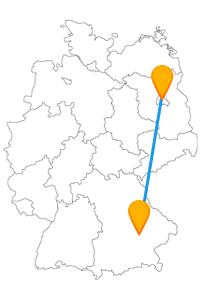 Möchten Sie mit dem Fernbus Berlin Landshut die Mühlenseeinsel oder den Karneval der Kulturen besuchen? Dann steigen Sie ein.