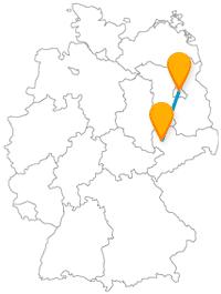 Der Fernbus Berlin Leipzig fährt regelmäßig und günstig. Eine Städtereise über diese Buslinie lohnt sich immer.