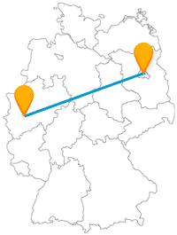 Mit der Fernbusfahrt zwischen Berlin und Leverkusen lernen Sie noch viele andere Nationalitäten kennen.