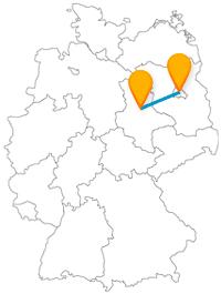Fernbusverbindung Berlin Magdeburg