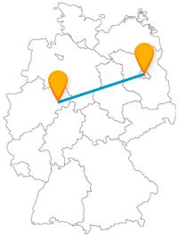 Die Reise mit dem Fernbus zwischen Berlin und Paderborn kann sehr abwechslungsreich und entspannend zugleich werden.